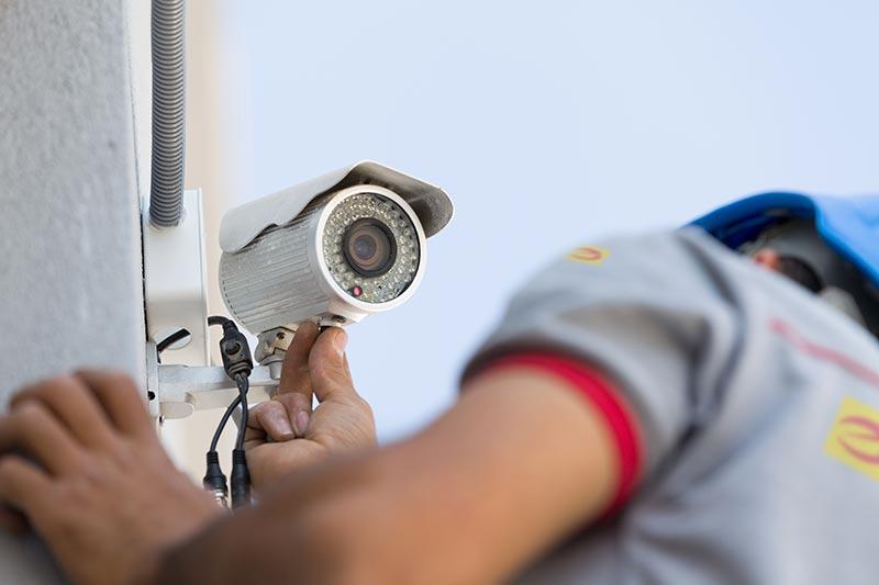 Sicherheit und Einbruchschutz